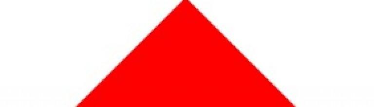 仅使用HTML以及CSS制作一个三角形